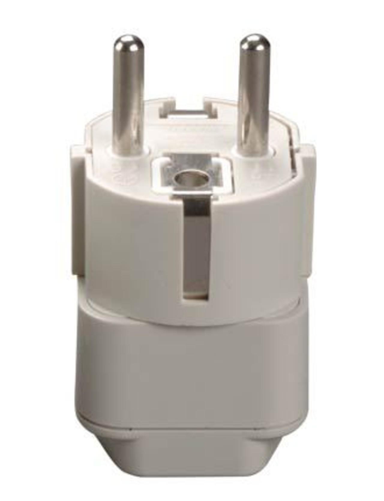 Icelandic electrical adaptor