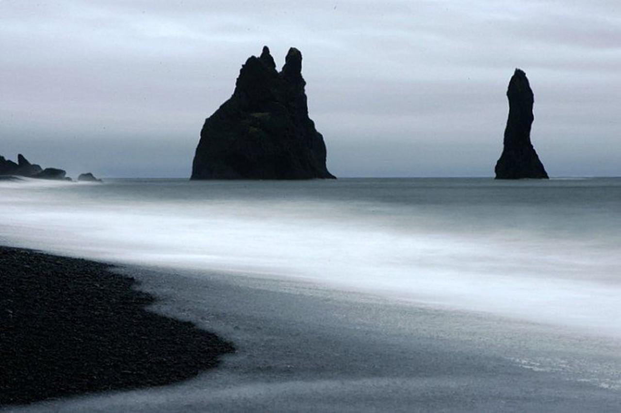 Reynisdrangar rock formations