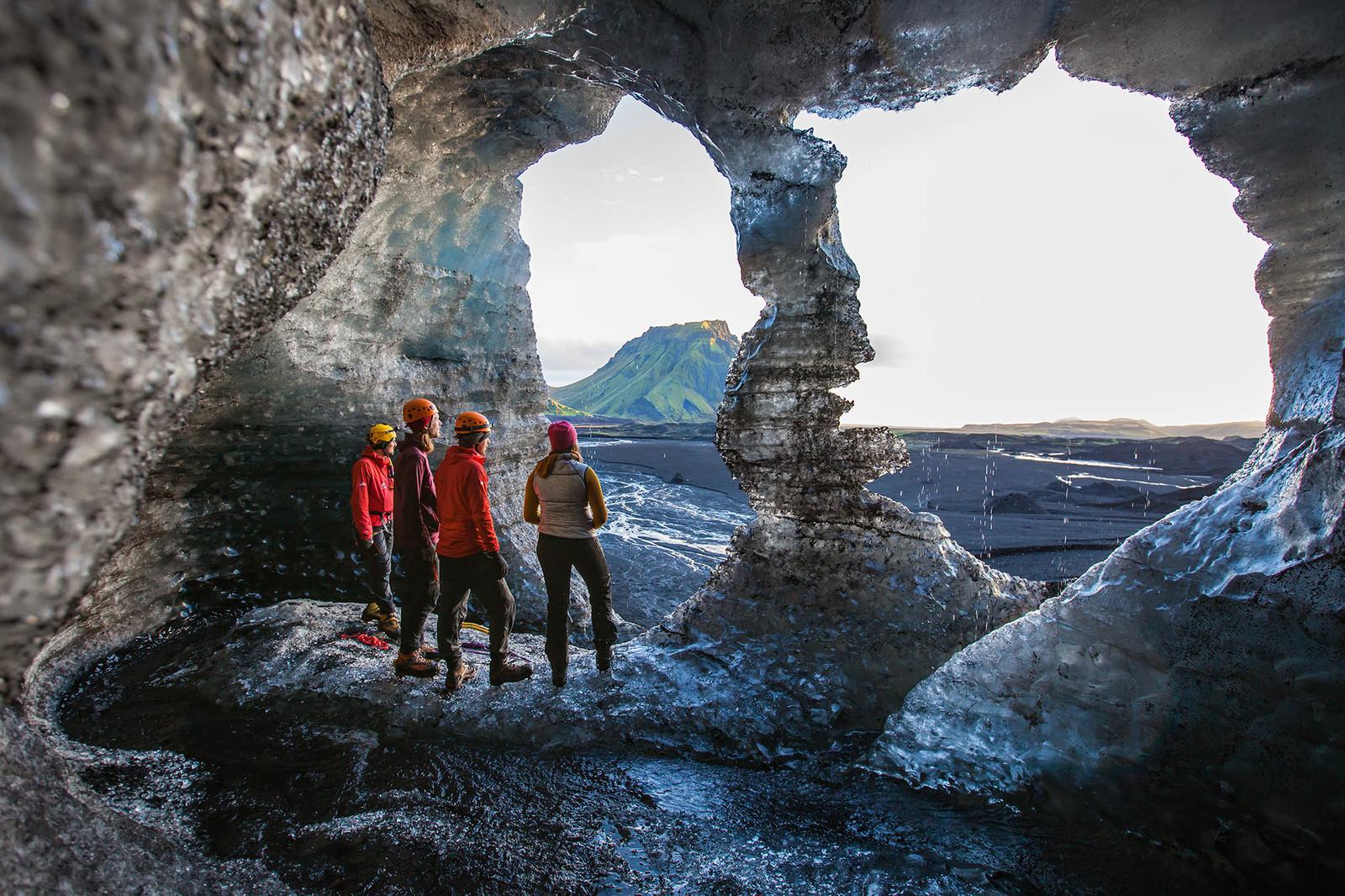 ice cave tour from reykjavík
