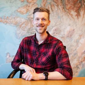 Kristján Skúli Skúlason, Office Staff | Icelandic Mountain